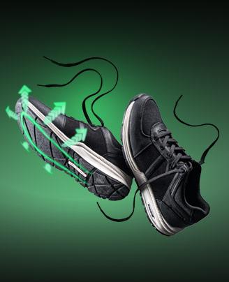 Walkmaxx Adaptive  muške cipele crne
