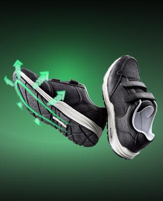 Walkmaxx Adaptive ženske cipele crne