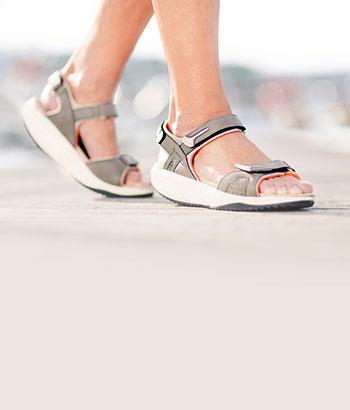 Спортни дамски сандали