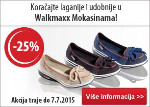 Walkmaxx mokasine
