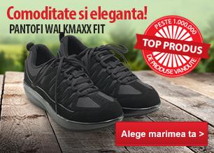 Pantofi Wallkmaxx Fit