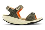 Sandale bezhë/portokalli