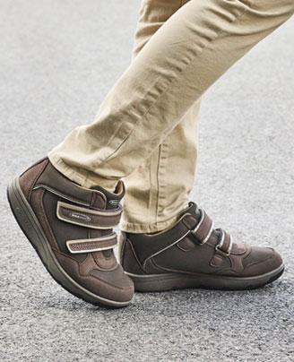 Вокмакс Адаптив ботинки на танкетке женские