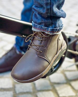Walkmaxx Men's Ankle Boots - duboke cipele