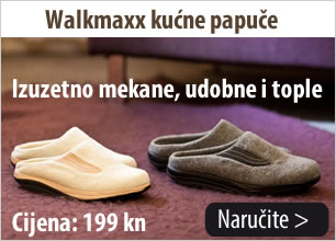 Walkmaxx papuče