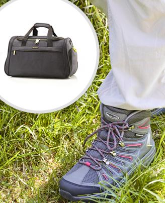 Bocanci pentru femei Walkmaxx Outdoor Fit