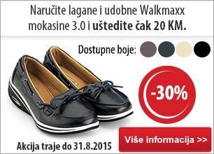 Walkmaxx mokasine 3.0