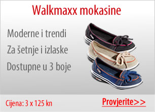 Walkmaxx mokasine